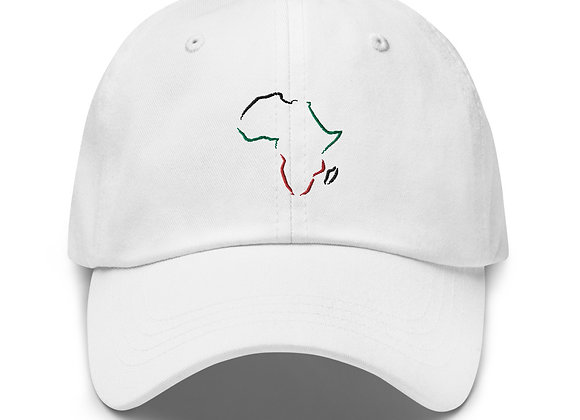 Africa- Classic Dad Hat | Yupoong 6245CM