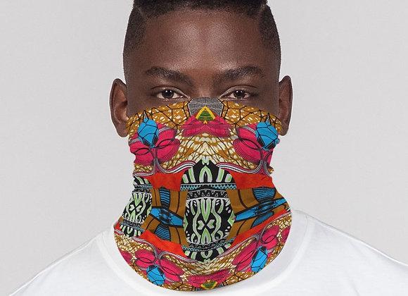 Chitenge AFRICA Neck (3 pack) Mask Set
