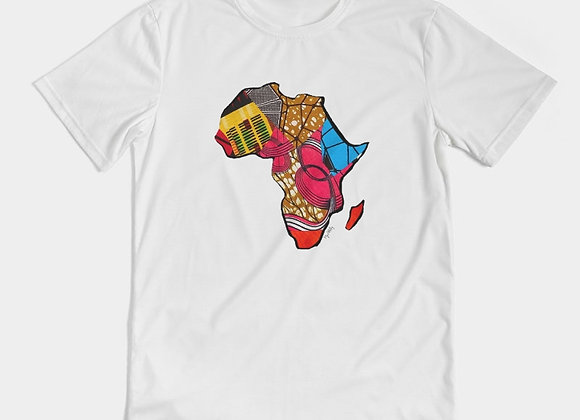 Chitenge Love Africa- Men's Tee