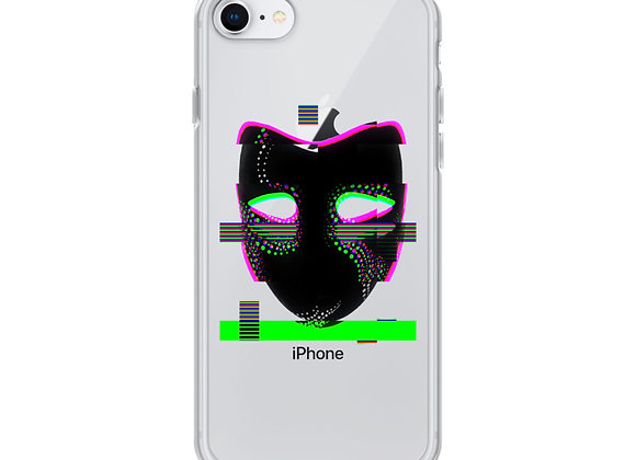 Neon Mask iPhone Case