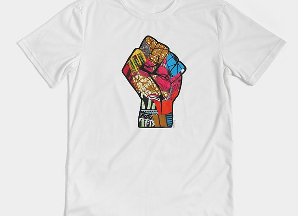 Chitenge Love Power- Men's Tee