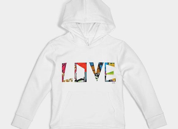 Chitenge Love- Love Kids Hoodie