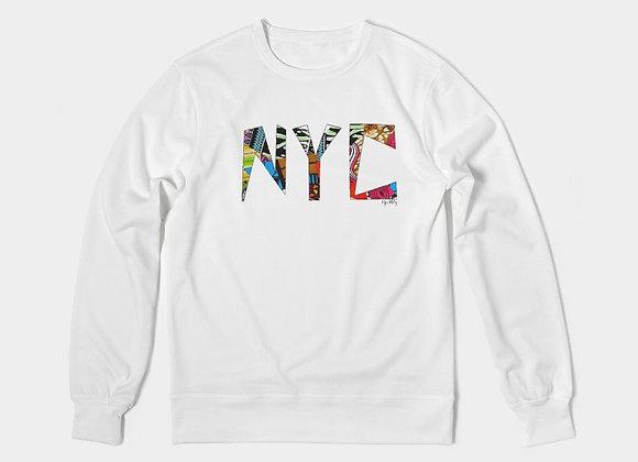 NYC- Men's Crewneck Pullover