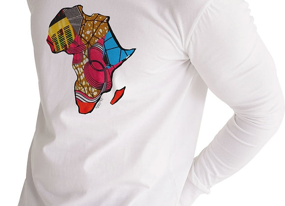 Africa- Men's Long Sleeve Tee