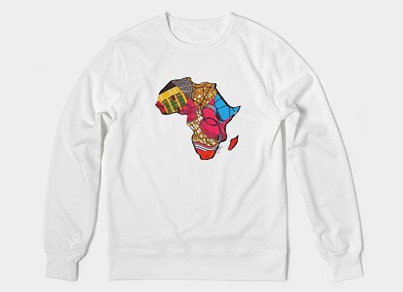 Africa- Men's Crewneck Pullover