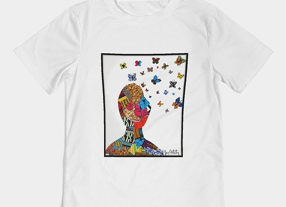 Butterfly Thoughts -Kids Tee