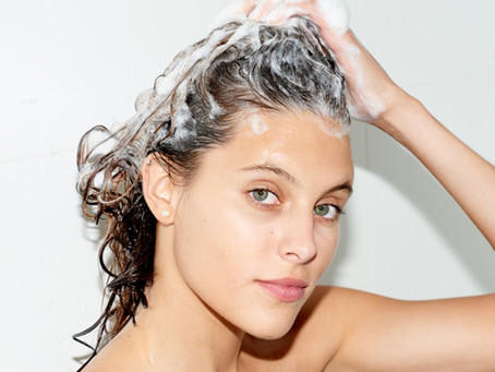 Why supermarket shampoo is ruining your hair
