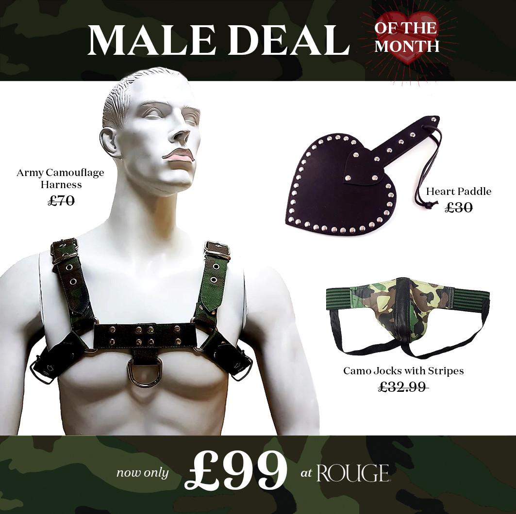 Male Deal - Camo