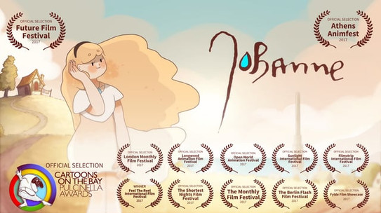 Johanne | Short Animation Film