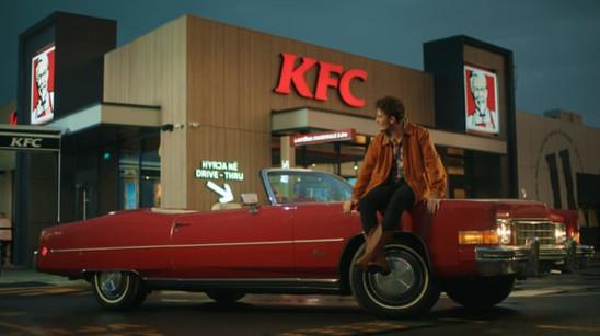 KFC Trailer