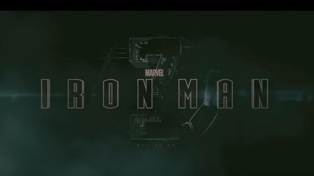 Iron Man 3   The Movie