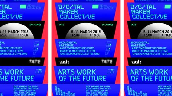 Digital Maker Collective & TATE