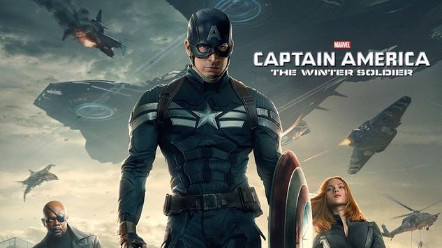 Capitan America   The winter Soldier