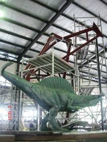 Resort World Sentosa, Universal Studios.  Scenic sculptures with Pcio Play, 2008 - 2010