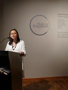 Curated by alumnus Dr. Wang Ruo Bing