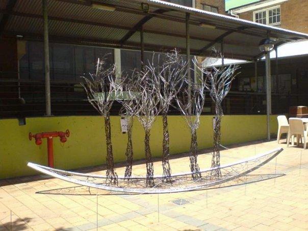 Urban Dew Series #02: equilibrium, 2008
