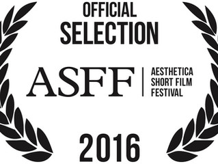 THE CROSSING SELECTED FOR AESTHETICA