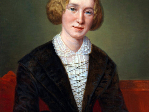 Happy birthday George Eliot!