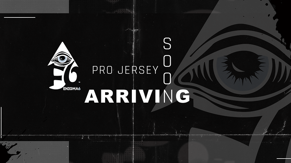 2019 Enigma6 Call of Duty Pro Jersey