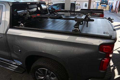 Yakima HD Crossbars Setup