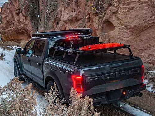 Ford F150 (2015-2021) ROLL TOP 6.5' SLIMLINE II LOAD BED RACK - BY FRONTRUNNER
