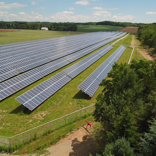 Letchworth CSD Solar Array