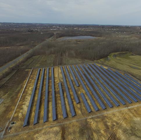 Canandaigua Solar Arrays
