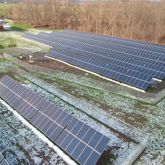 Clifton Springs Solar Array
