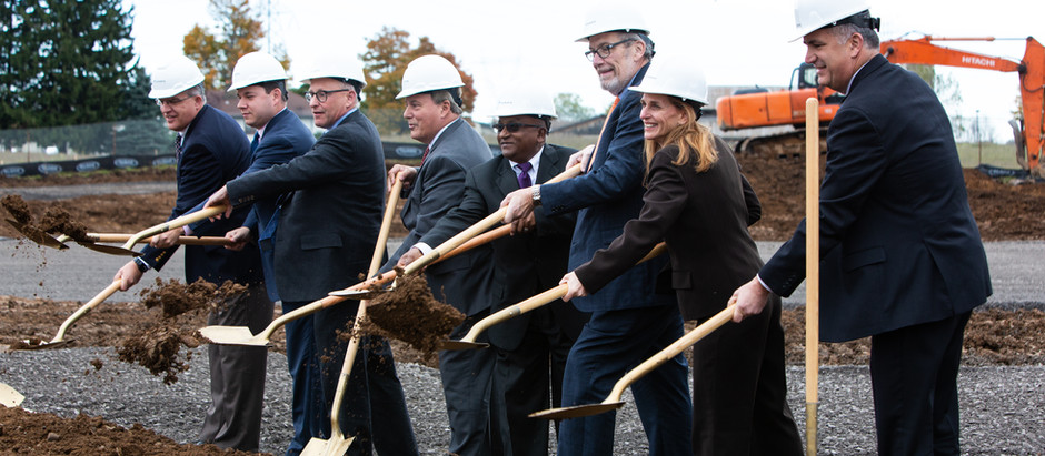 CDS Housing Groundbreaking in Cicero, NY