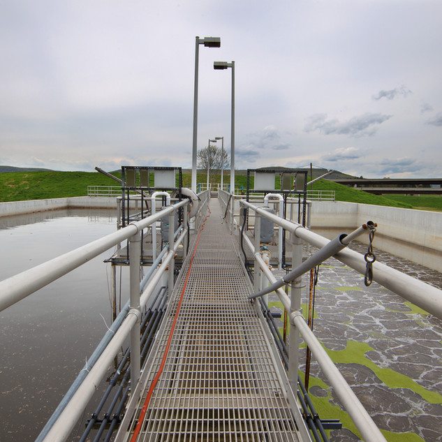 Town of Erwin Wastewater Treatment Plant