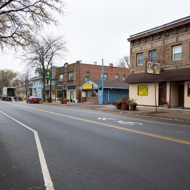 City of Rochester North Winton Road