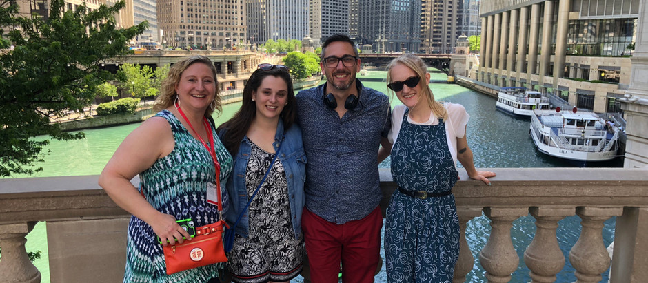 Professional Development: HUNT Interior Design Group Travels to Chicago for NeoCon 2018