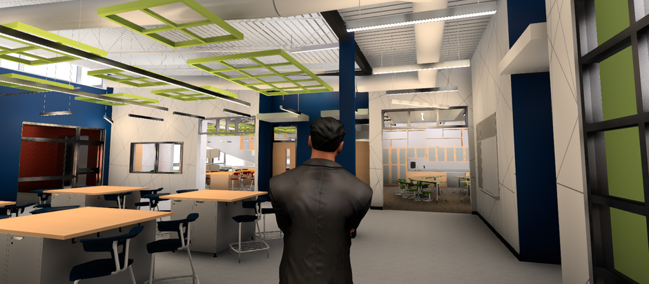 Project Planning With Virtual Reality
