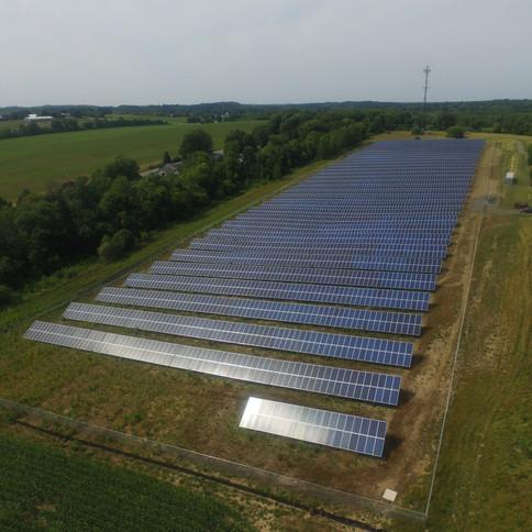 Walworth Solar Array