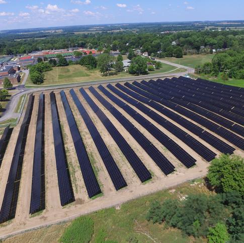Avon CSD Solar Array