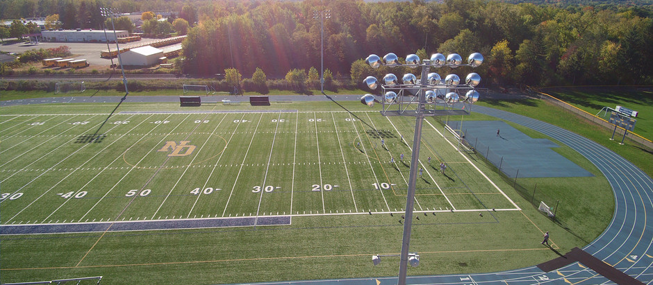 New Turf Fields in Elmira, NY Region