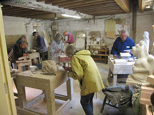 stone carving class
