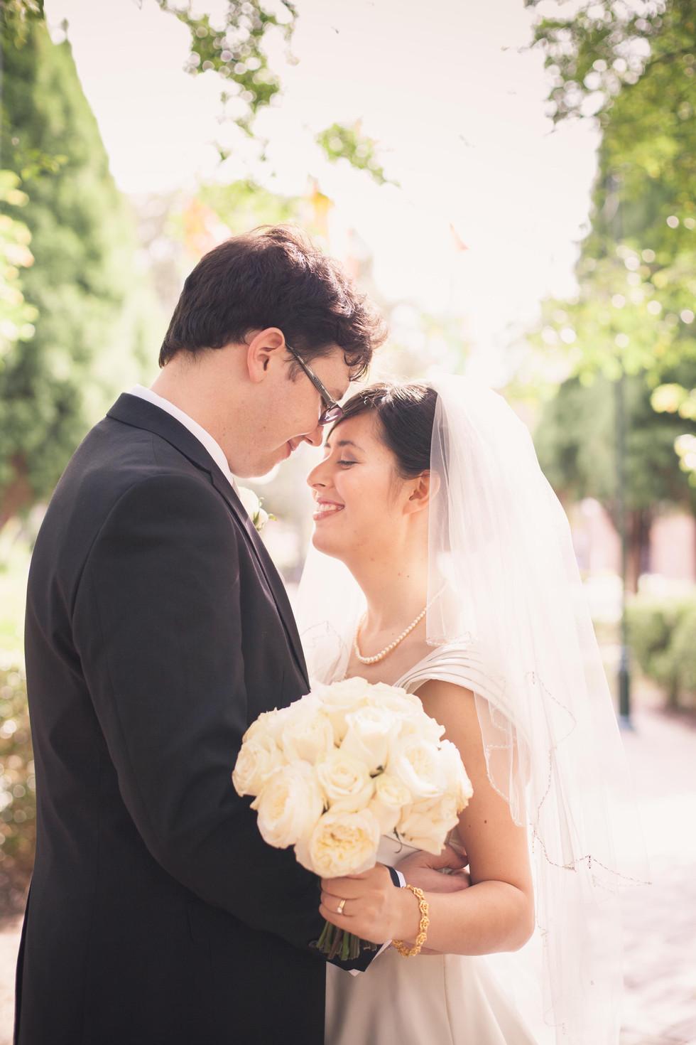 LAUREN & GEORGE WEDDING