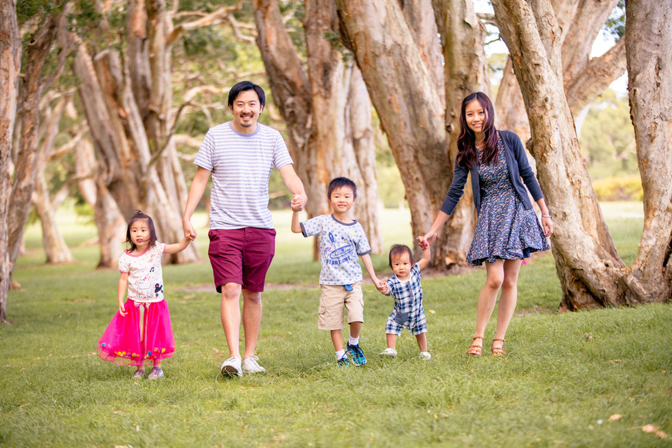 CHOW FAMILY