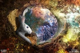 Rabbit Hole by Hey Salay