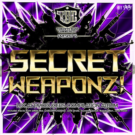 Secret Weapons Cover by Hey Salay