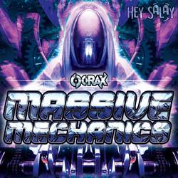 Qorax Massive Mechanics EP Cover Art