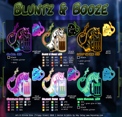 Blunts and Booze Advertisement