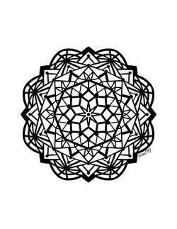Mandala by Brittany Salay