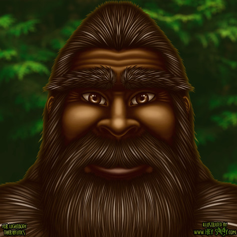 Sasquatch by Hey Salay