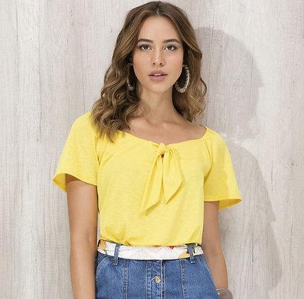Blusa nó amarela