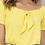 Thumbnail: Blusa nó amarela