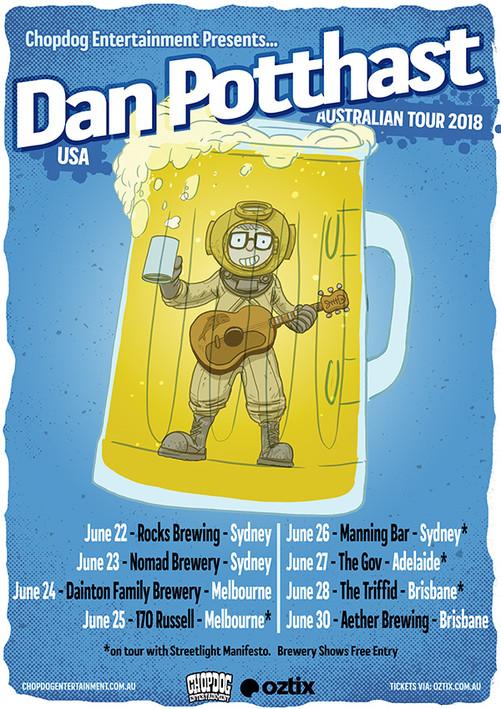 Dan P 2018 Brewery Tour