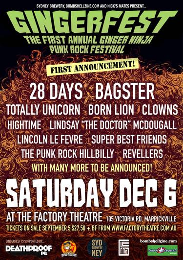 Gingerfest (2014)