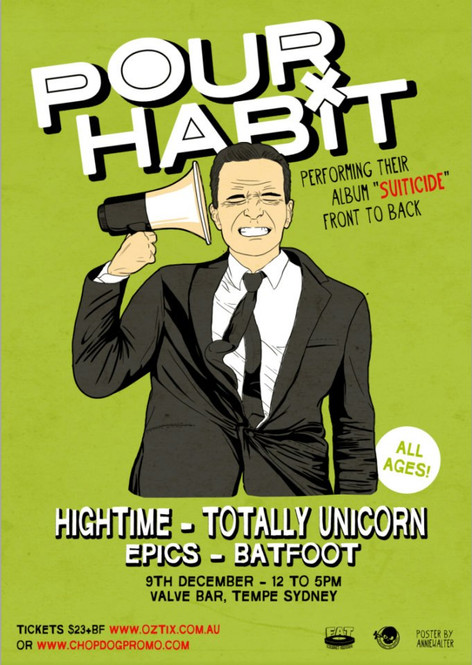 Pour Habit - Suiticide (2012)